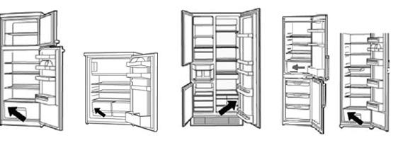 ¿ Buscas el modelo de tu frigorifico Ariston?