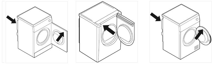 Localiza el modelo de tu secadora Edesa
